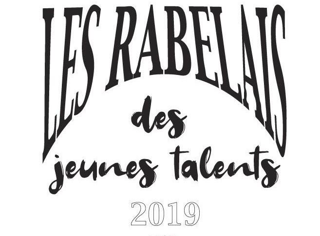 Rabelais des jeunes talents 2019 - logo