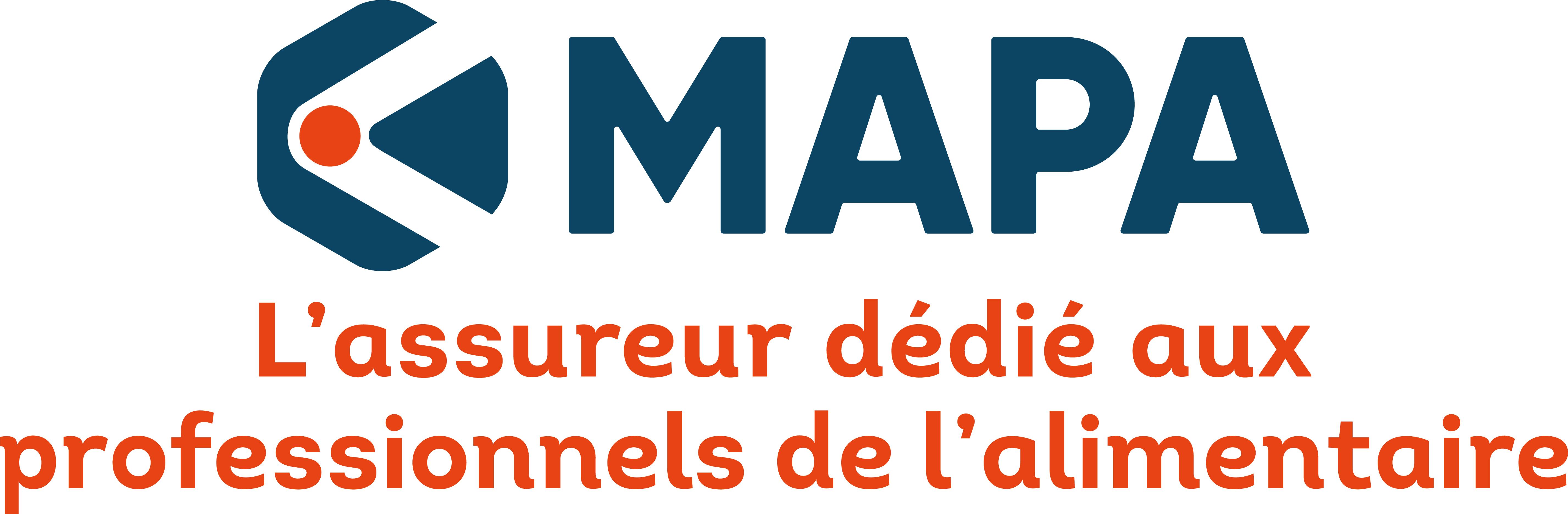 Logo Mapa : Assureur des épiciers de france