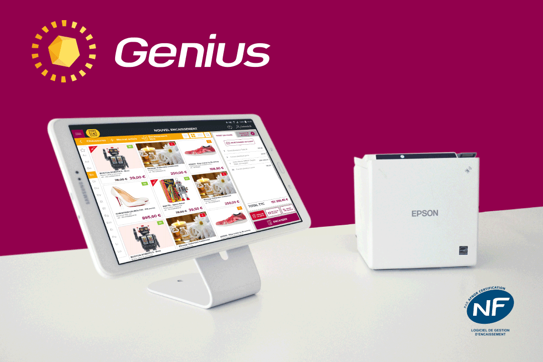 Genius - Pack grands comptes