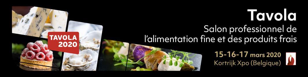 Tavola : Salon des professionnel de l'alimentation fine