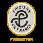 Logo : Epiciers De France Formation