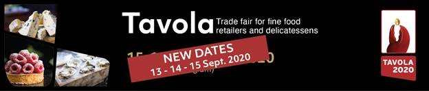 Tavola 2020 - Nouvelles dates