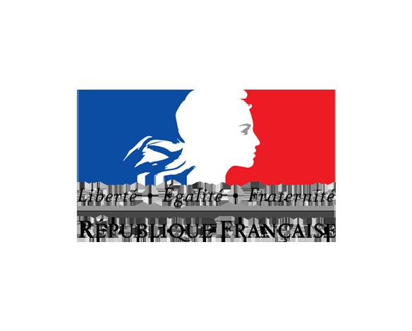 République française - logo
