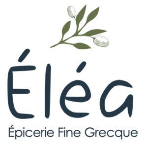 Logo de l'épicerie  ELEA EPICERIE FINE GRECQUE