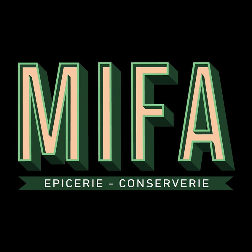 Logo de l'épicerie  MIFA Épicerie